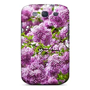 Hot Tpye Flores Case Cover For Galaxy S3