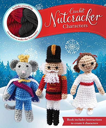 Price comparison product image Crochet Nutcracker Characters (Crochet Kits)