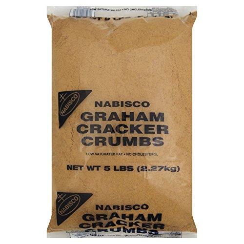 (Honey Maid Graham Cracker Crumbs (80-Ounce Bag))