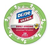 Dixie Ultra Disposable Bowls, 26 Count (Pack of 4)