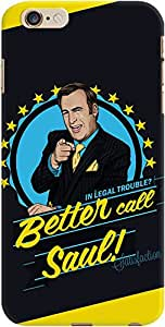 DailyObjects Better Call Saul Case For iPhone 6 Plus