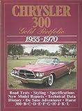 Chrysler 300, 1955-1970 Gold Portfolio, Clarke, R. M., 1855201313