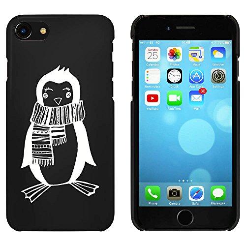 Noir 'Pingouin Mignon' étui / housse pour iPhone 7 (MC00090666)