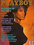 Playboy June 1990 Thirtysomthing Cast Interview, Lawrence Block Fiction, 20 Questions - Willy T. Ribbs, Mickey Roarke & Carre Otis in Wild Orchid Pictorial