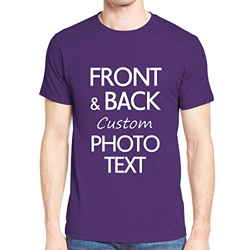 Custom School,Birthday,Rooters,Sports T Shirts Design Your Own Two Sides Print