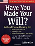 Have You Made Your Will? - US (w/ CD ROM)