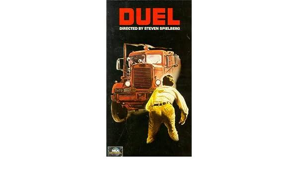 Duel [USA] [VHS]: Amazon.es: Dennis Weaver, Eddie Firestone, Gene Dynarski, Tim Herbert, Charles Seel, Alexander Lockwood, Amy Douglass, Shirley OHara (II) ...