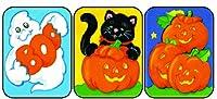 Eureka Halloween Stickers