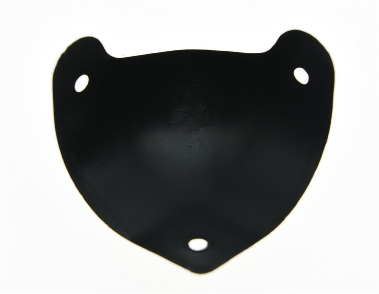 KAISH 4pcs Plastic Black Guitar AMP Amplifier Cabinet Corner Front Corners for Marshall