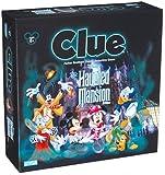 Disney Haunted Mansion Clue