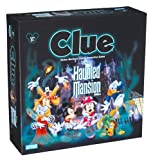 Disney Haunted Mansion Clue