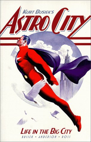Astro City: Life in the Big City (Astro City Life In The Big City)