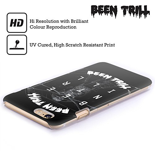Official Been Trill Skeleton 3D Scans Hard Back Case for Apple iPhone 3G / 3GS