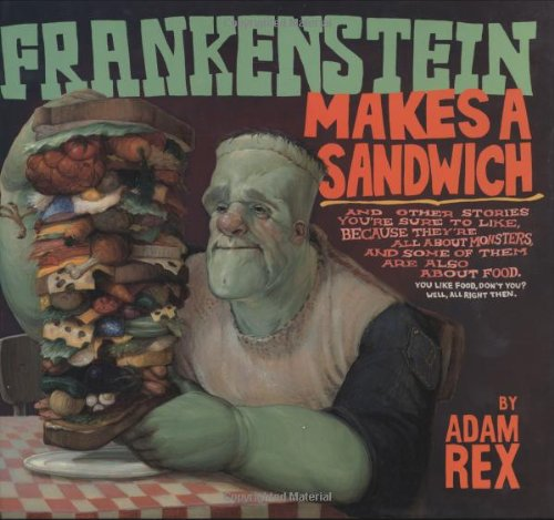 Frankenstein Makes a Sandwich -