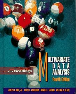 multivariate data analysis 6th edition bill black barry babin