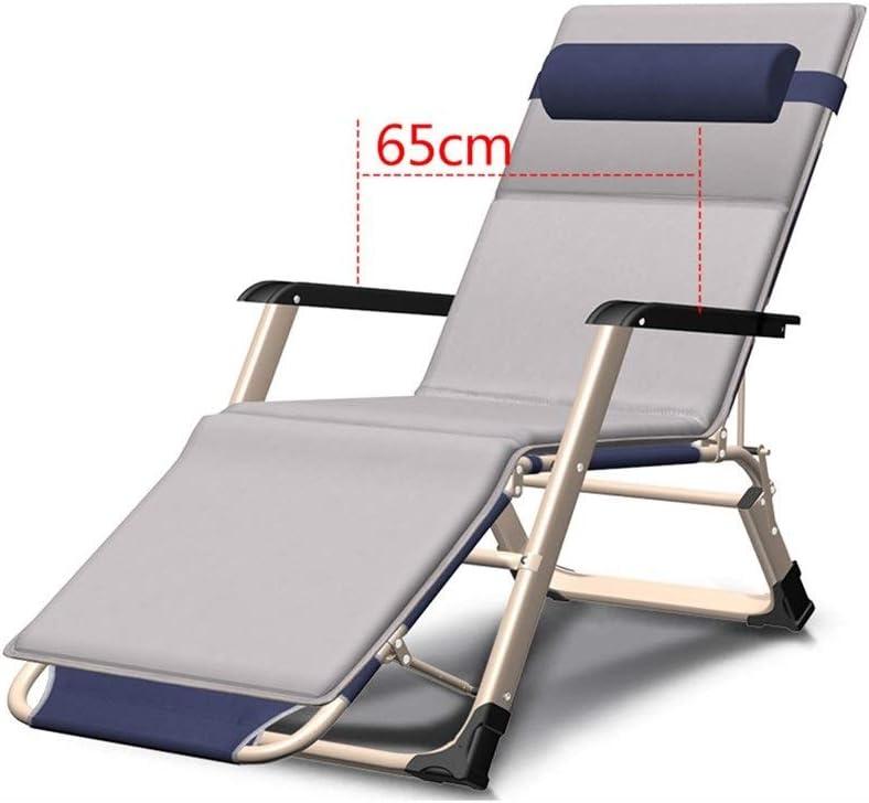 MDBLYJChaise longue Chaise pliante, chaise longue de pause