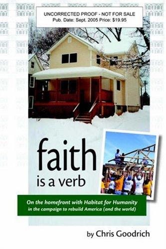 Faith is a Verb pdf epub
