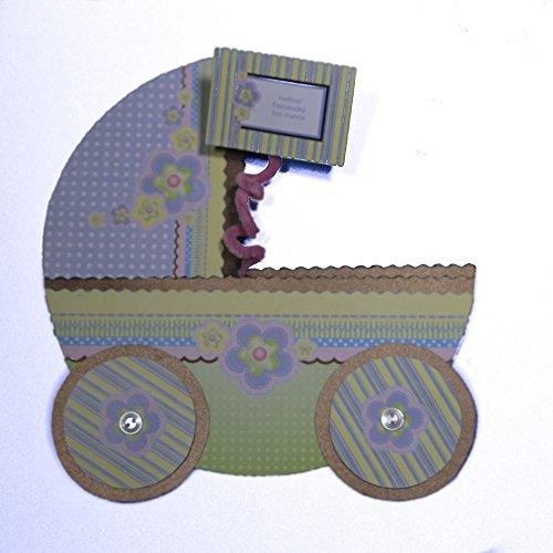 Baby Stroller Invitations - 2