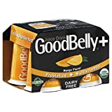 GoodBelly Mango Probiotic Drink, 2.7 Ounce - 4 per pack - 6 packs per case.