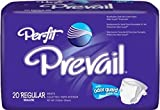 Per-Fit Breathable Briefs - Regular 20/pk by Prevail