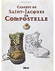 CARNETS DE SAINT-JACQUES DE COMPOSTELLE T01