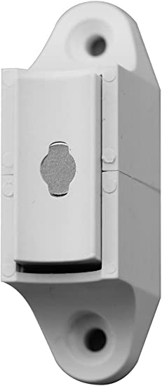 Schellenberg Magnet Wandhalter Für Rollladen Kurbel Weiß Kunststoff Rolladenzubehör Baumarkt