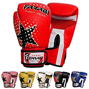 Kinder Boxhandschuhe, Junior Boxhandschuhe, Junior MMA, Muay Thai, Kickboxen...