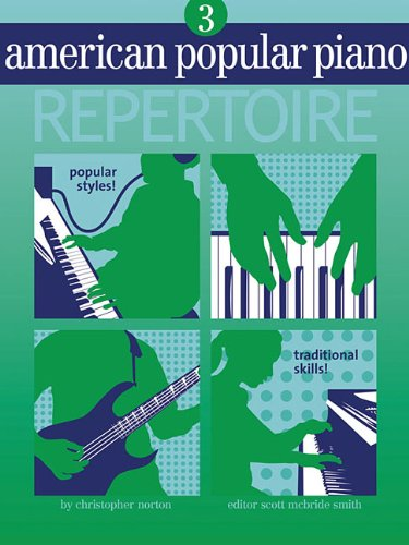 American Popular Piano - Repertoire: Level Three - Repertoire