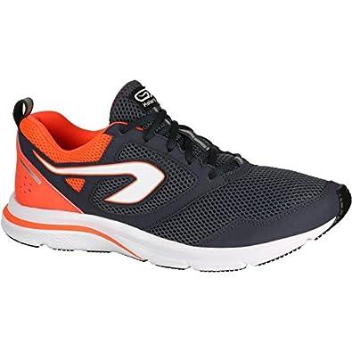 4e99ec47d KALENJI Run Active Men s Running Shoes - Black (EU 42)  Buy Online ...