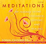 Meditations For Receiving Divine Guidance, Support, and Healing 2-CD