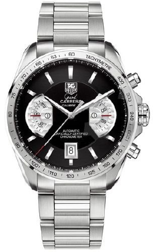 Tag Heuer Grand Carrera CAV511A.BA0902 Mens wristwatch