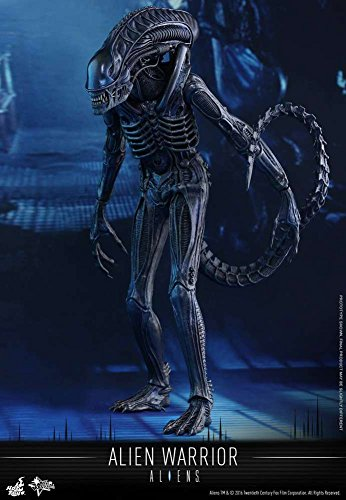 Movie Masterpiece Alien Warrior Sixth Scale Figure by Hot (Alien Warrior Model)