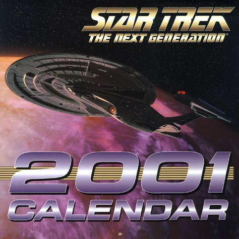 Star Trek the Next Generation Calendar (Star Trek)