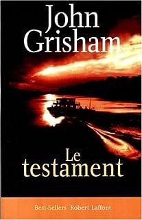 Le testament : roman, Grisham, John