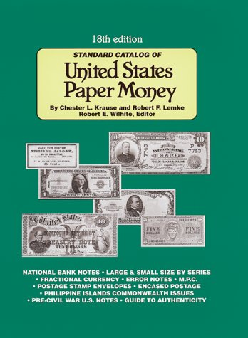 Standard Catalog of United States Paper Money PDF