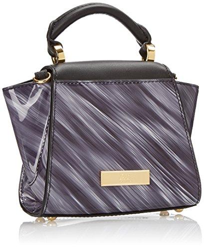 Zac Zac Posen Eartha Mini Leather Top Handle Bag