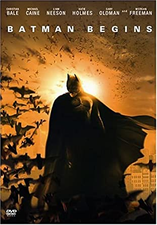 Batman Begins Two Disc Special Edition Dvd