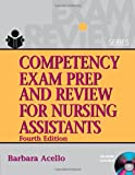 Competency Exam Prep and Review for Nursing Assistants (Test Preparation)