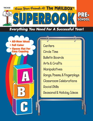 The Mailbox Superbook, Preschool: Your Complete Resource for an Entire Year of Preschool - Magazine Mailbox