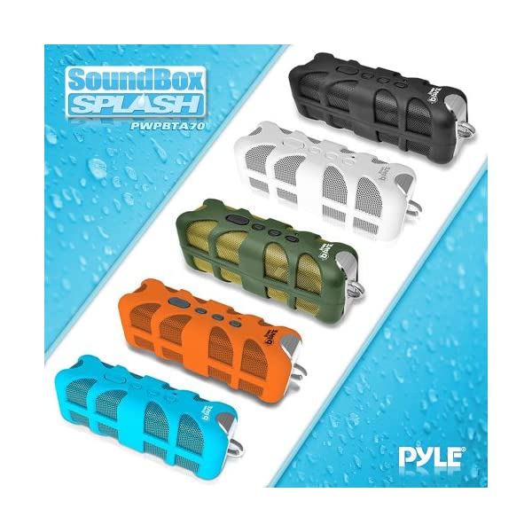 pyle speaker colors
