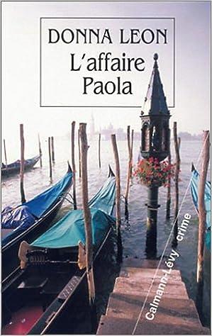 L'affaire Paola - Leon Donna