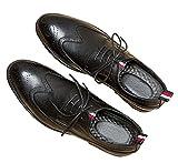 CMM Men's Half Time Oxford Shoe 8.5in Black