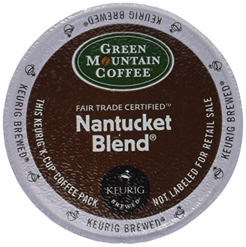 Nantucket Blend K-cup (Keurig, Green Mountain Coffee, Nantucket Blend, K-Cup packs, 12)