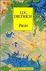 Poésies par Dietrich