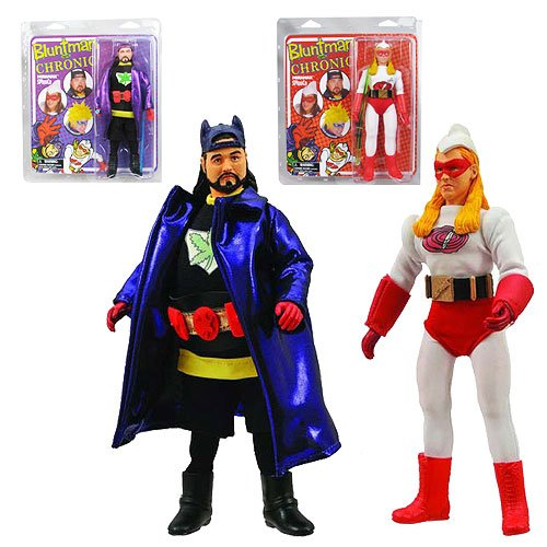 (DIAMOND SELECT TOYS Jay & Silent Bob Strike Back Bluntman Chronic Figure)