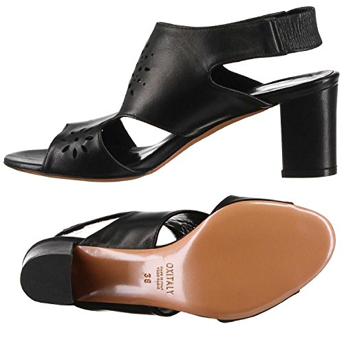 Oxitaly Sandales, Femme, Pumps, Peep Toe chaussures