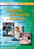 img - for Leading and Managing in Nursing, 3e book / textbook / text book