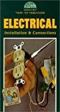 """Electrical Installation & Connections (Hometime """"How-To Video Guide) [VHS]"""