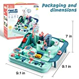 Race Tracks for Boys Car Adventure Toys Gifts for 2