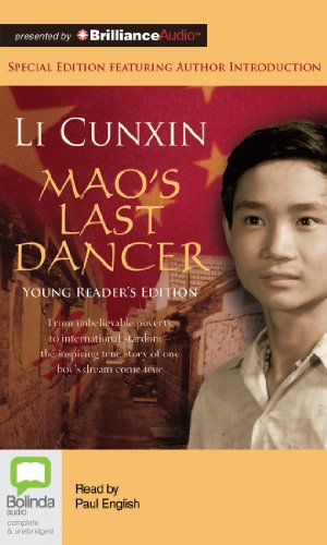 Mao's Last Dancer - Young Readers' Edition by Brand: Bolinda Audio
